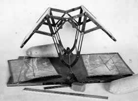 Early mapping stereoscope